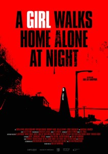 A Girl Walks Home Alone in the Night 11