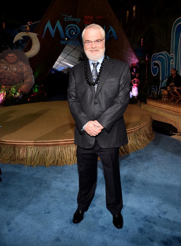Der Regisseur des Films, Ron Clements