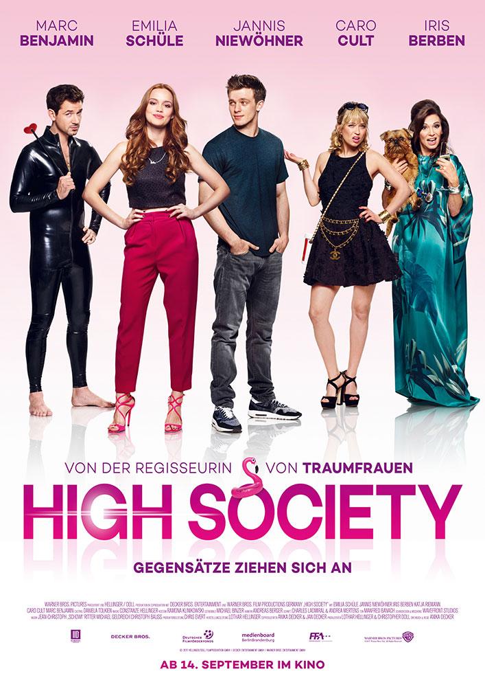 Nochnfilm De 187 Gewinnspiel Zu High Society